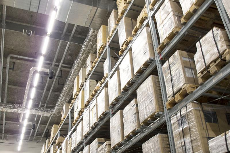 メーカー向け在庫管理・生産管理システム